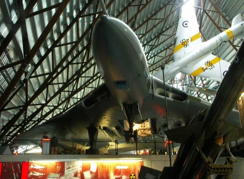 阿弗罗Vulcan B.2 2