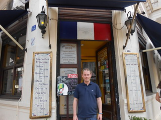 French restaurant Petanque Buenos Aires