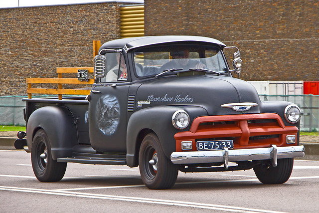Chevrolet 3600 Pick-Up Truck 1954