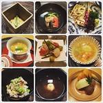 Washoku Lunch at Ichimonji ⭐️⭐️ My favourite is right in middle - Sawara Tempura with Ginko and Soba Age #日本 #東京 #和食 #鰆 #銀杏 #一文字 #懐石一文字 #神楽坂 #飯田橋 #早稲田 #新宿 #秋 #巨峰 #かき #ichimonji #kaiseki #washoku #kagurazaka #shinjuku #iidabashi #tokyo #michelins