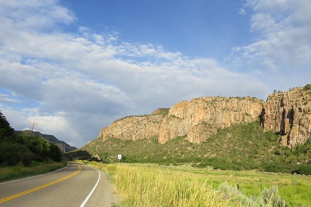 Good Morning Unaweep Canyon