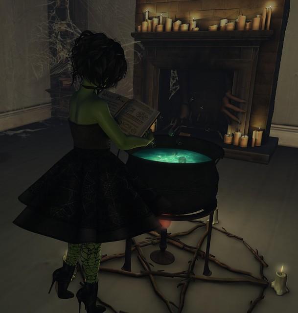 Wicked Spellcraft 2