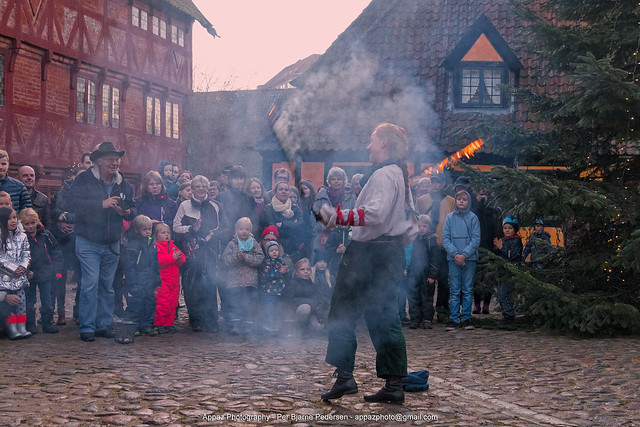 Julemarked i Den Gamle By, Aarhus