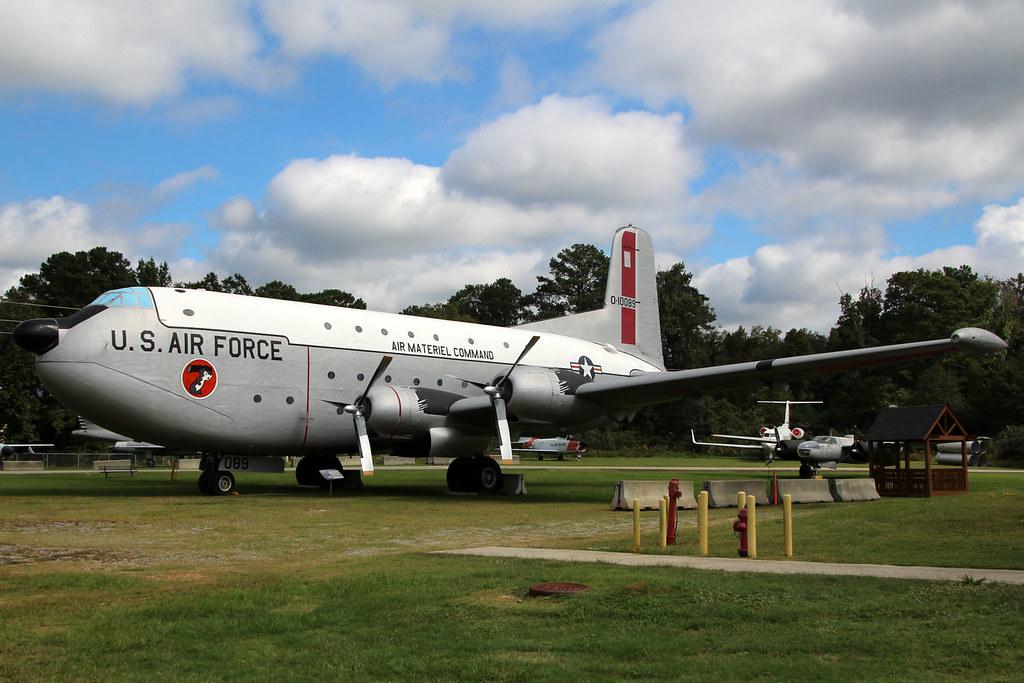 Douglas C-124C Globemaster II USAF 51-0089