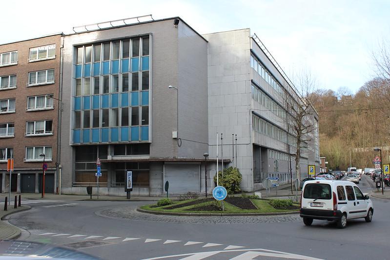 Bâtiment Belgacom
