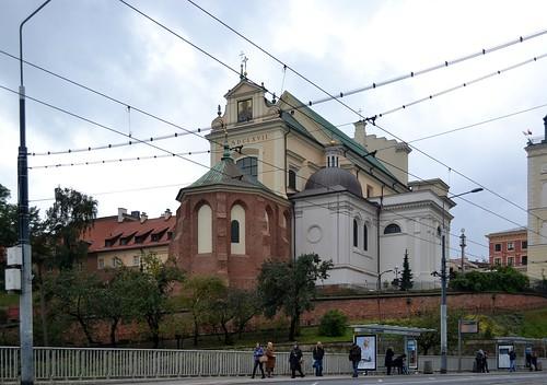 eglises varsovie warszawa pologne annachj55 architecture