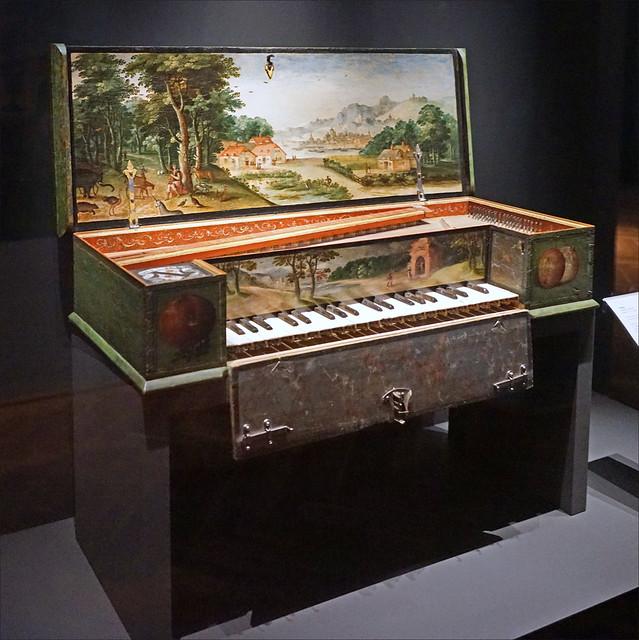 Virginal (Musée de la musique, Bâle)