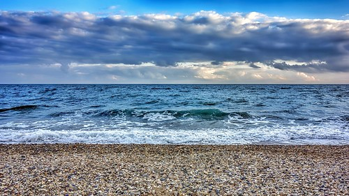 seascape sea blue herault france languedocroussillon méditerranée