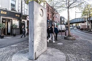 1974 DUBLIN AND MONAGHAN BOMBINGS MEMORIAL[TALBOT STREET]-122925
