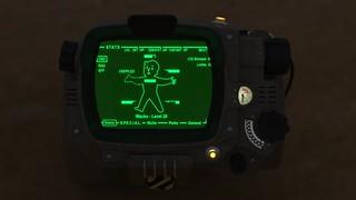 Pip-Boy 3000 Mk4, Render, Night | by ZapWizard