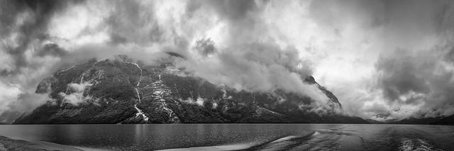 Stormy Norwegian Skies