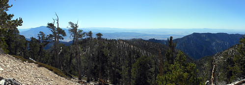 Panorama from the ridge above High Creek camp | by simonov