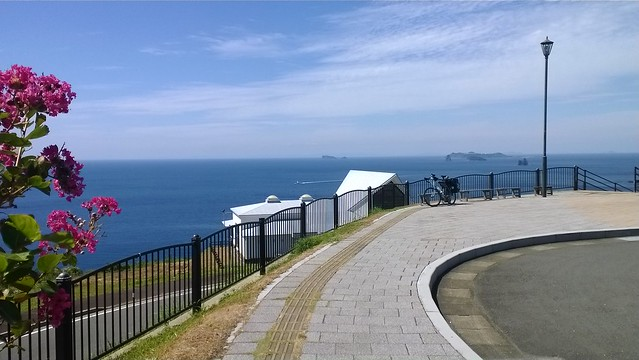 Cycling Kyushu