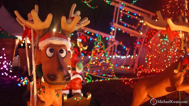 Bright Nights in Stanley Park 2015