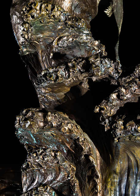 Bronze abstract