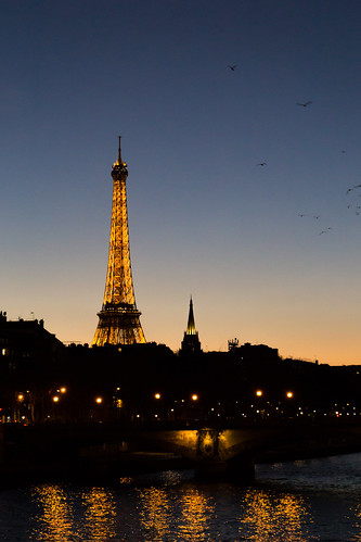 Paris, Tour Eiffel | by Andrea Magnelli