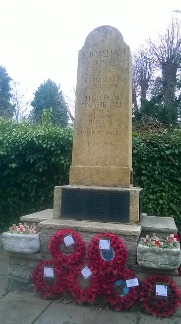 Shoreham war memorial