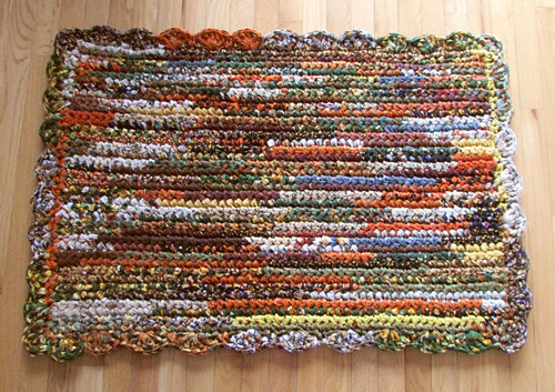 Rectangular Rag Rugs