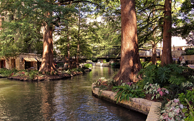 San Antonio River Walk - Texas