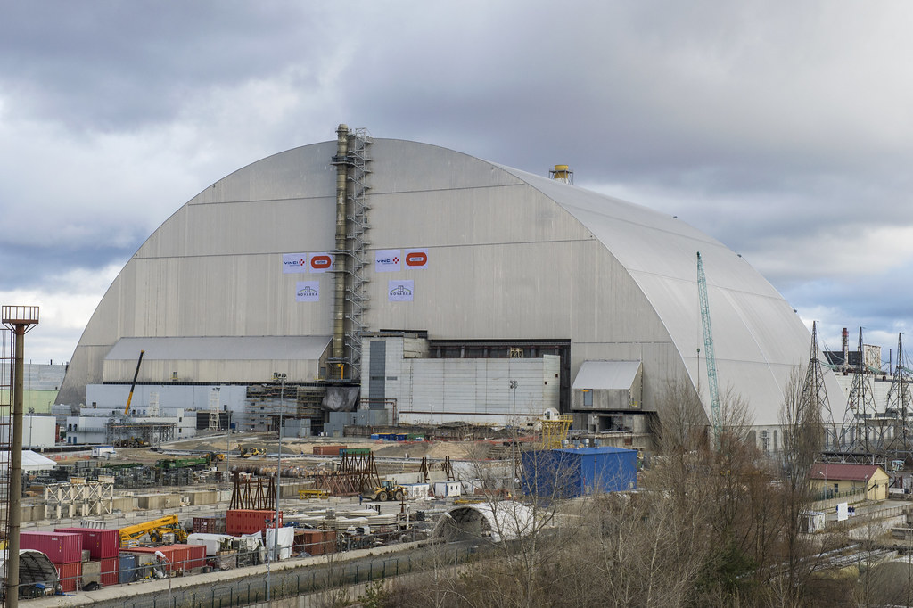 Chernobyl New Safe Confinement | Chernobyl New Safe Confinem