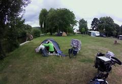 Camping Lichtenfels, June 2015