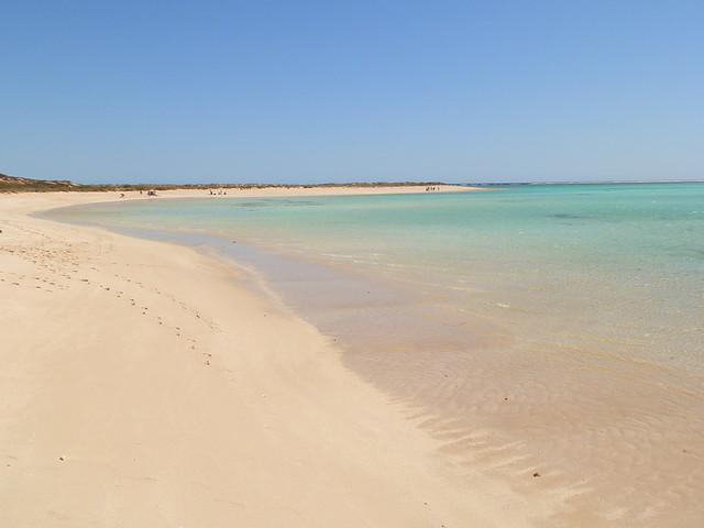 Exmouth Beach, Western Australia