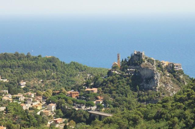 Èze Village - Alpes-Maritimes  - Côte d'Azur - France