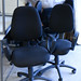 Selection of office chairs
