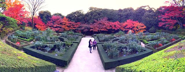 Kyu-Furukawa Garden, Tokyo