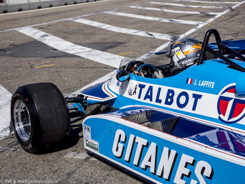 Equipe Ligier Zoom Background 5