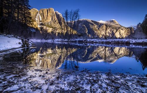 Yosemite Mirror