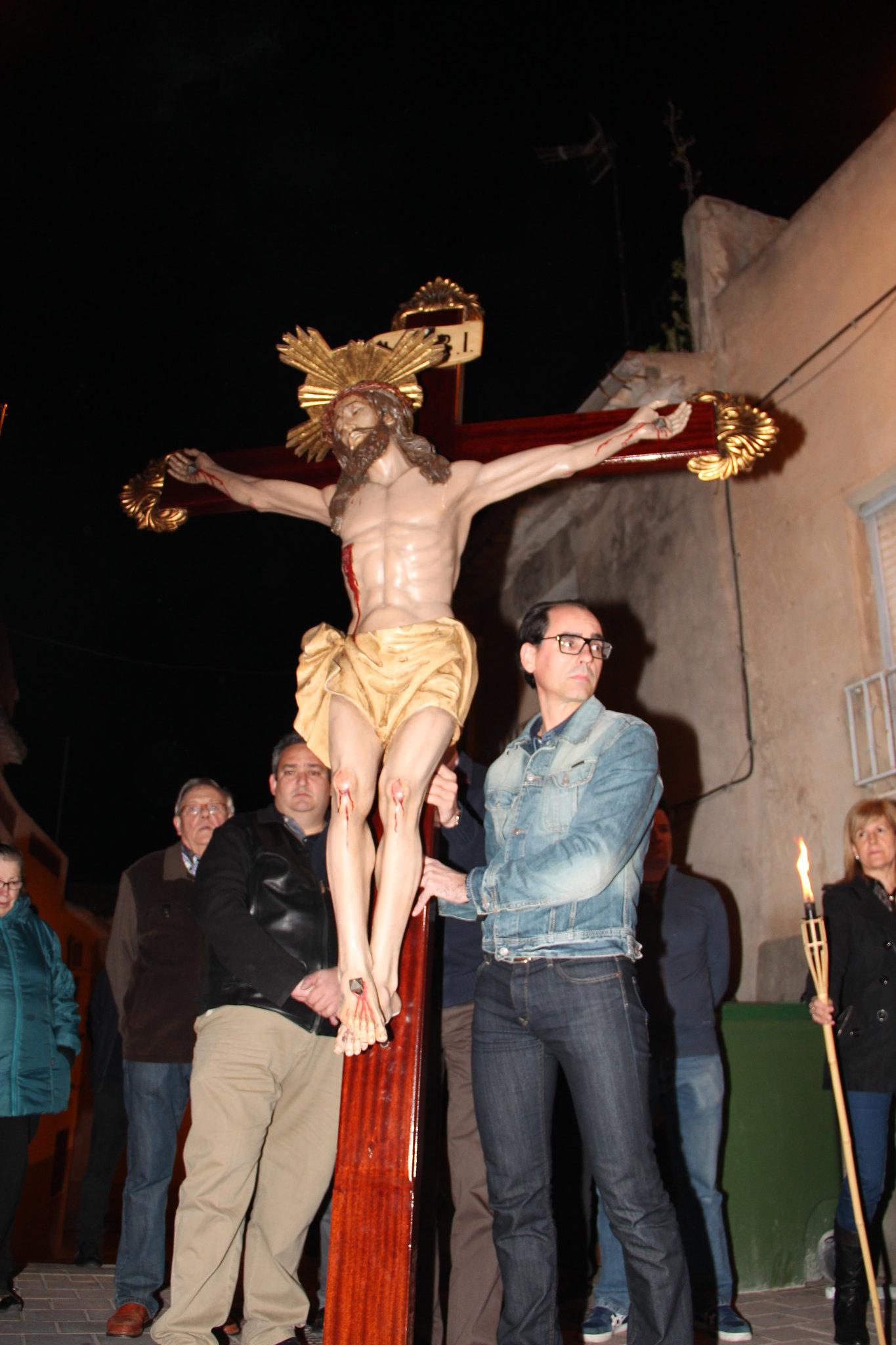 (2015-03-27) - VI Vía Crucis nocturno - Antonio José Verdú Navarro (15)