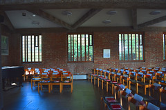 north chancel aisle (George Pace, 1968)