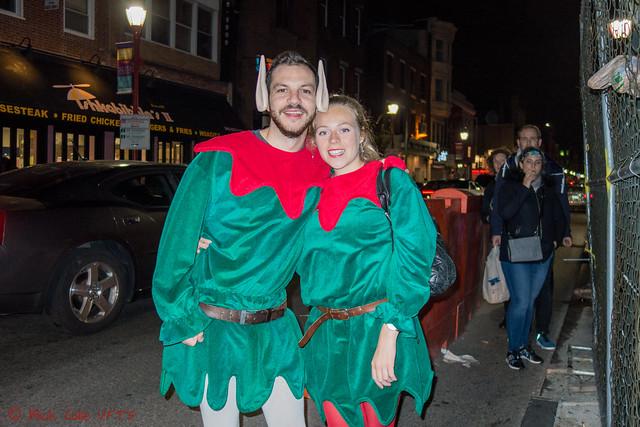 Elvish Couple