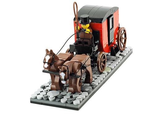 Horse Coach (Carriage)