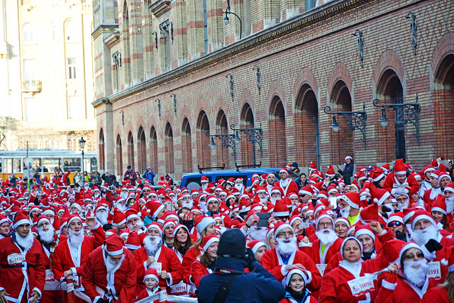 Can you spot a Santa Claus on this picture ?