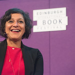Meera Syal | Acclaimed actor and screenwriter Meera Syal speaks about her book House of Hidden Mothers at the Book Festival © Alan McCredie