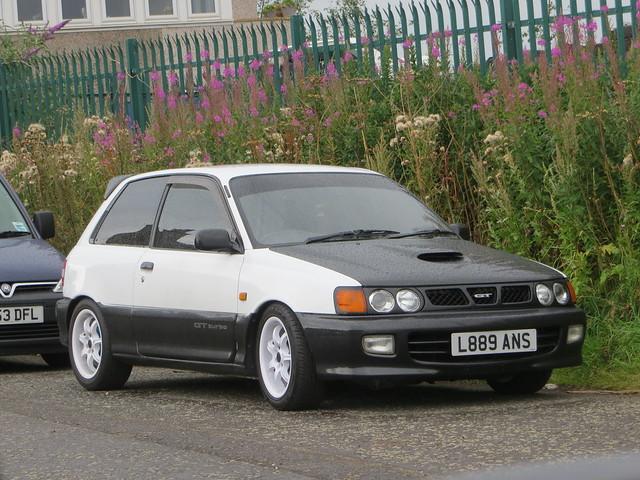 1994 Toyota Starlet 1.3 XLi