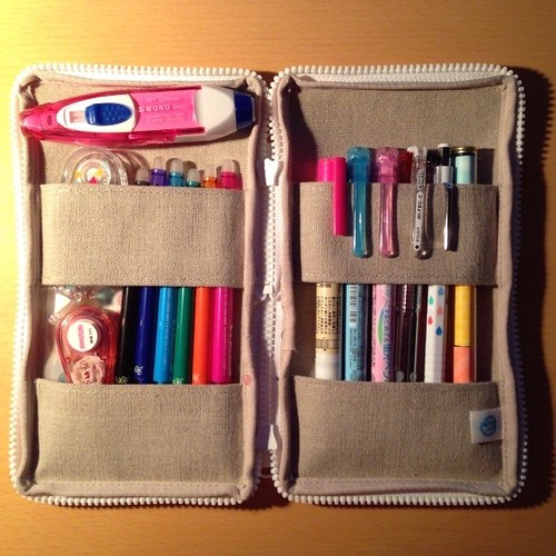 Pen case | by takako tominaga