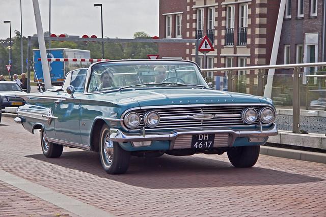 Chevrolet Impala Convertible 1960 (5829)