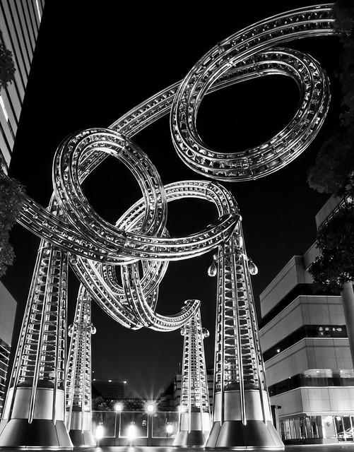 Tangled Steel 1