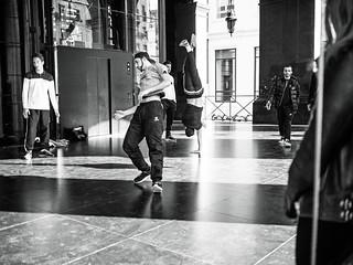 quand j'étais danseur