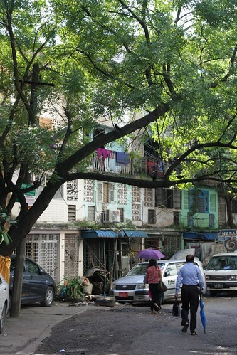 Leaving the house in Yangon | by Trina Isakson