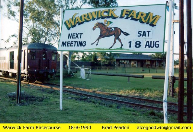 Warwick Farm Racecourse Branch