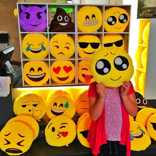 Show me your happy face today! Leave a comment with the emoji that describes you this morning. | by Jed.Record