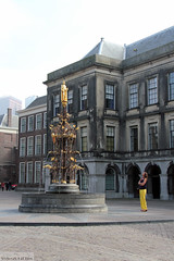 Fountain in Binnenhof