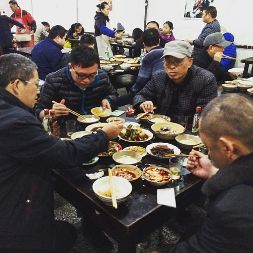 lunch time #travel #food #lunch #streetphotography #chongqing #spicy | by PhotoSino