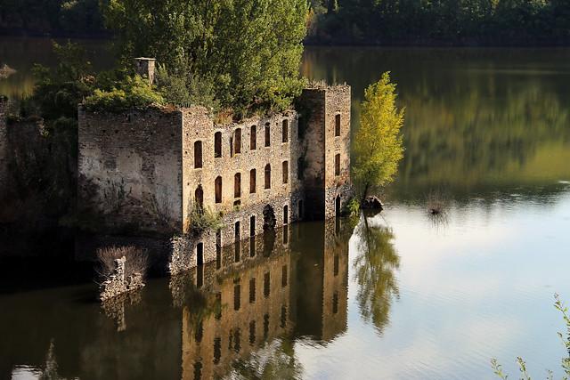 Château sur l'eau