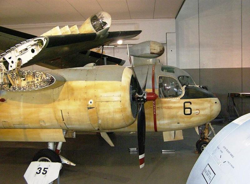 Grumman S2F-1 Tracker 3