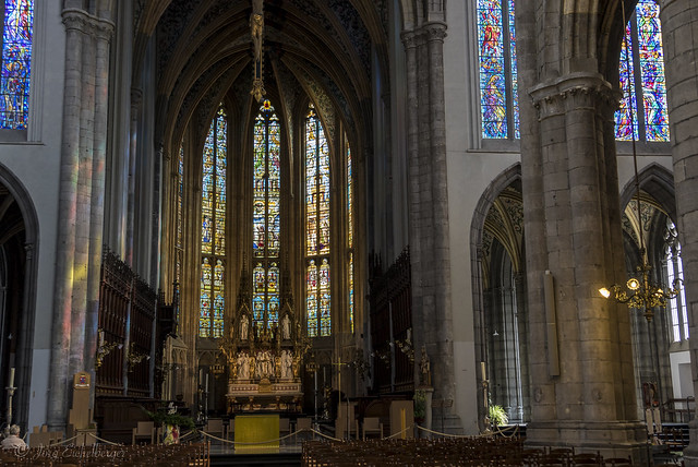 Cathédral Saint Paul de Liège